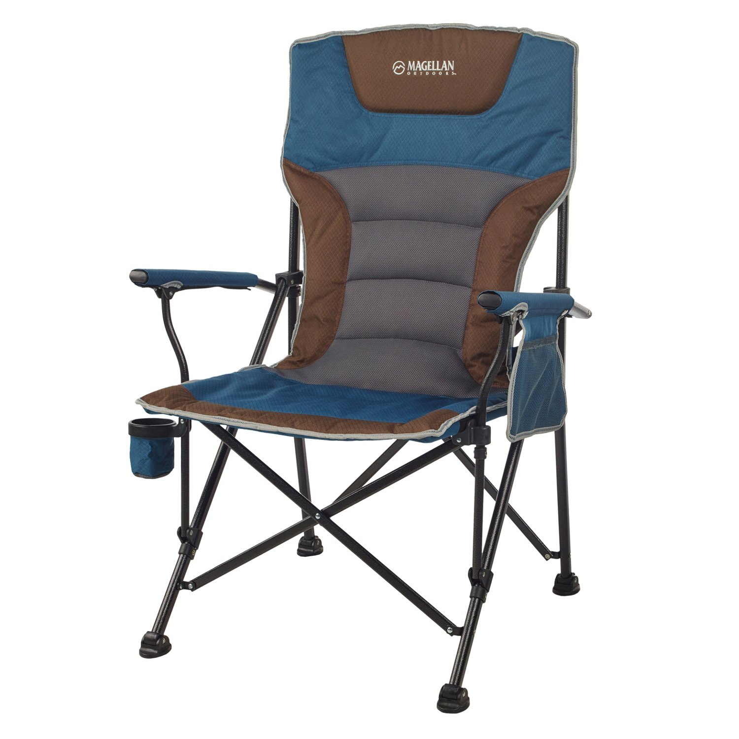 Charmant Magellan Redwoods High Back Hard Arm Chair   View Number 1 ...