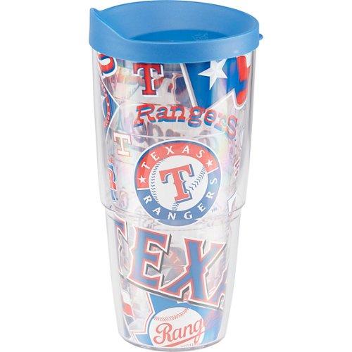 Tervis Texas Rangers All Over 24 oz. Tumbler