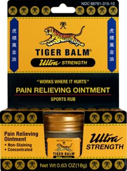 Tiger Balm Ultra-Strength Pain-Relieving Ointment