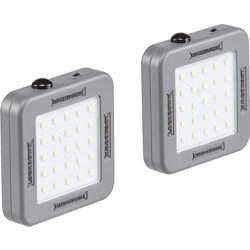 Automatic Cordless 25-LED Vault Lights 2-Pack