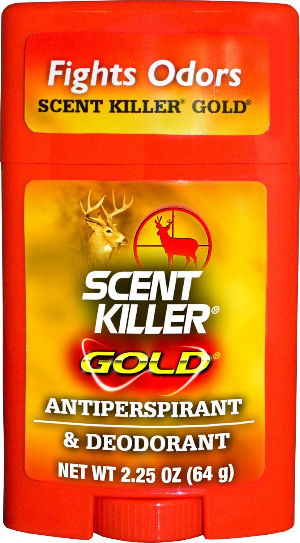 Wildlife Research Center® Scent Killer® Gold® Antiperspirant and Deodorant