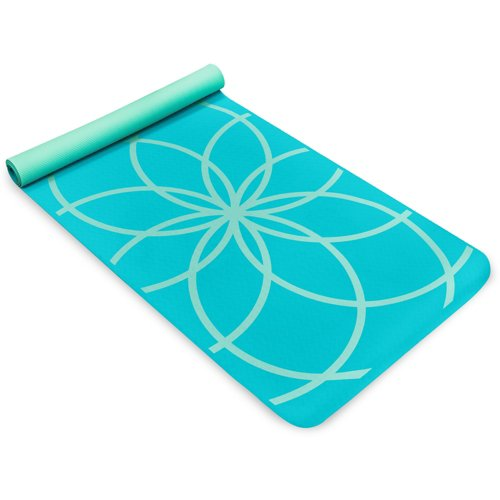 Life Energy Zen Drop 4 mm Premium TPE EkoSmart Yoga Mat