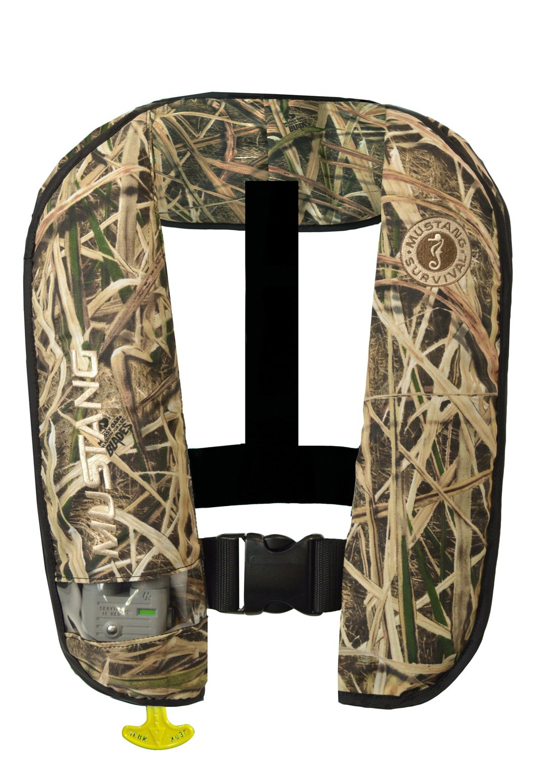 Display product reviews for Mustang Survival Adults' M.I.T. 100 Camo Inflatable Personal Flotation Device