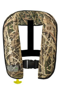 Mustang Survival Adults' M.I.T. 100 Camo Inflatable Personal Flotation Device