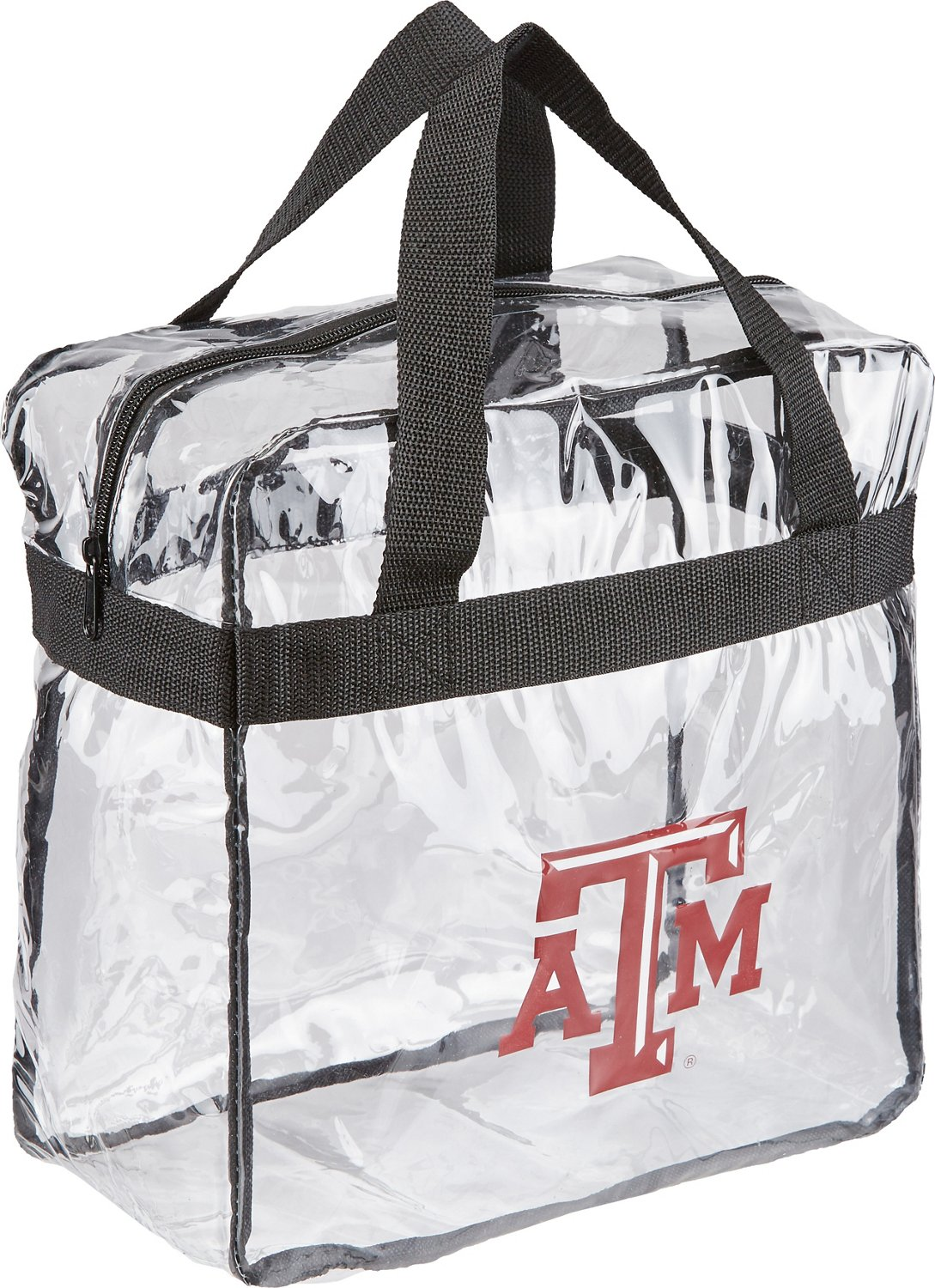 Forever Collectibles Texas A M University Clear Messenger Bag