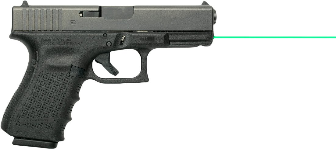 LaserMax LMS-G4-19G Guide Rod Laser Sight - view number 2