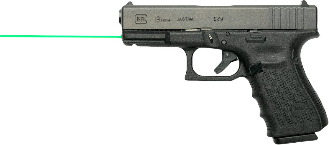 LaserMax LMS-G4-19G Guide Rod Laser Sight - view number 1