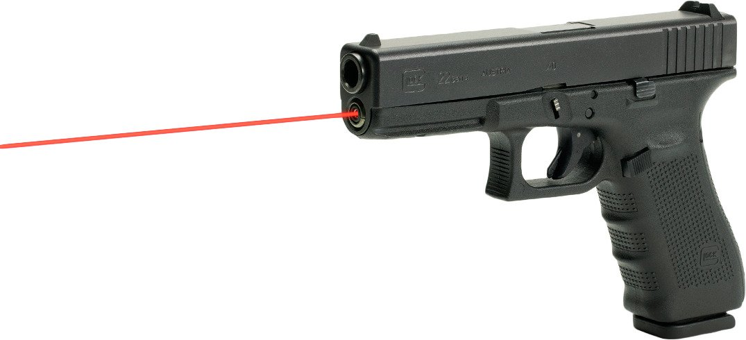 LaserMax LMS-G4-22 GLOCK 22 Gen. 4 Guide Rod Laser Sight - view number 6