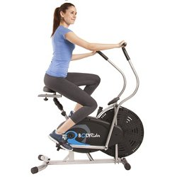 Upright Fan Exercise Bike