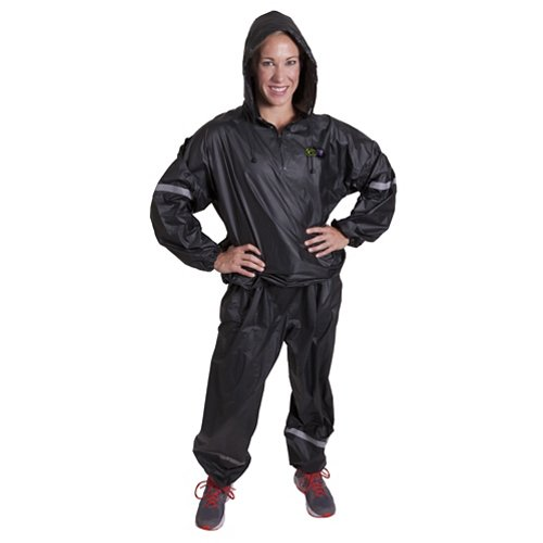 GoFit Adults' Thermal Training Suit with Hood