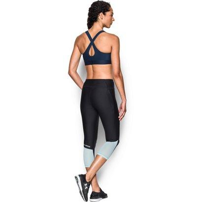 22c4ddb5c3f43 Under Armour Women s Mid Crossback Sports Bra