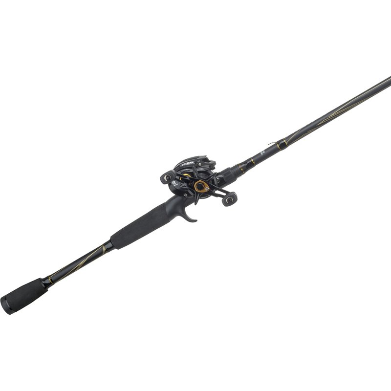 Abu Garcia Pro Max Baitcast Rod and Reel Combo Black – Fishing Combos, Baitcast Combos at Academy Sports