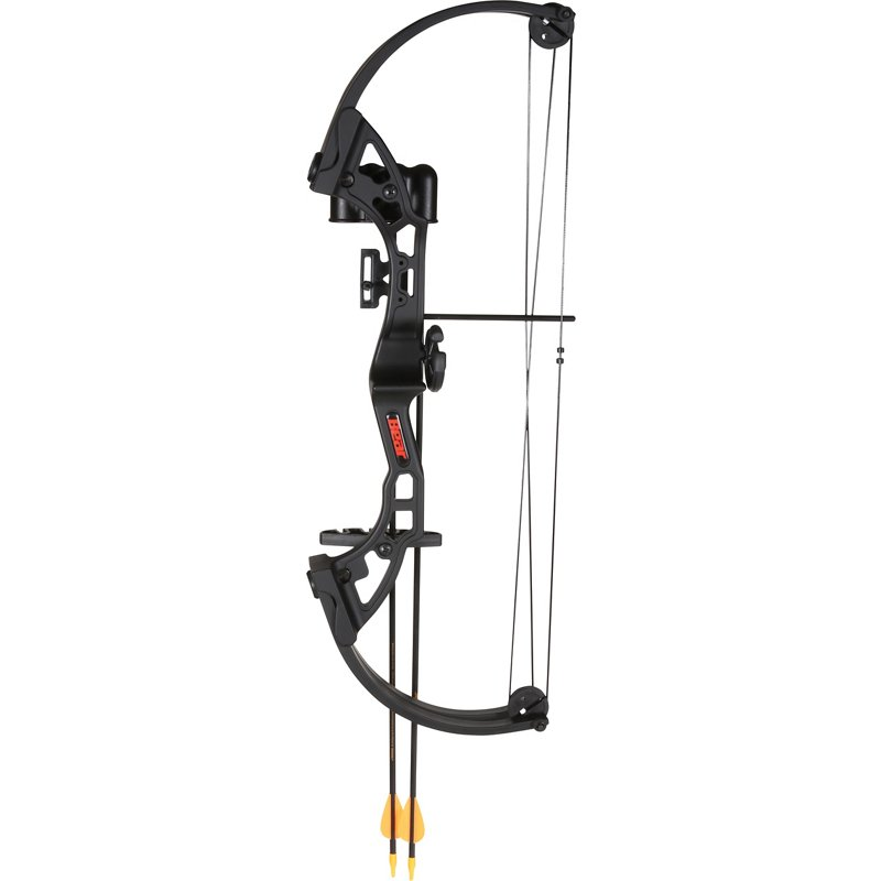 Bear Archery Youth Brave 3 Compound Bow Set – Bows And Cross Bows at Academy Sports