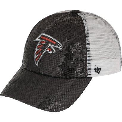 47 Atlanta Falcons Women s Dazzle Mesh Clean-Up Cap  1c1c78c5a4