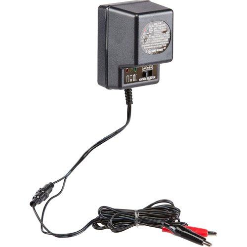 Game Winner® 6/12V Battery Charger
