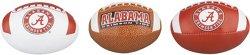 Rawlings™ University of Alabama Third Down Softee Football 3-Pack