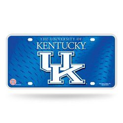 Tag Express University of Kentucky Metal Tag
