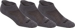 ASICS® Adults' Cushion™ Low-Cut Socks 3 Pack