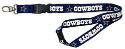 NFL Dallas Cowboys Team Lanyard