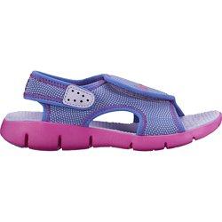 Nike Girls' Sunray Adjustable 4 Sandals