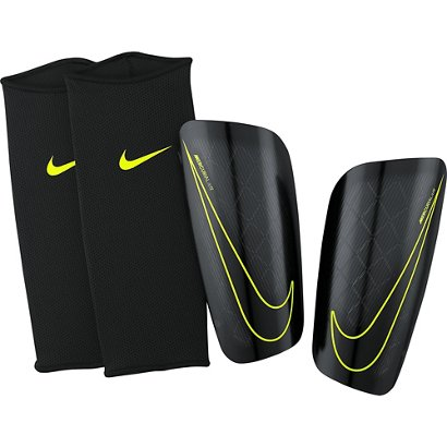 huge discount 16d49 3fca7 ... Nike Adults  Mercurial Lite Soccer Shin Guards. Soccer Shin Guards.  Hover Click to enlarge