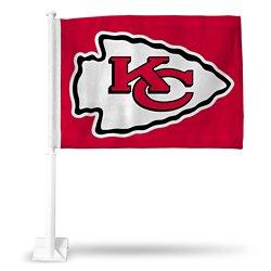 Rico Kansas City Chiefs Arrowhead Car Flag