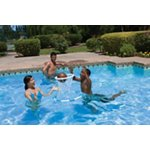 Poolmaster® All-Pro Water Basketball Set - view number 4