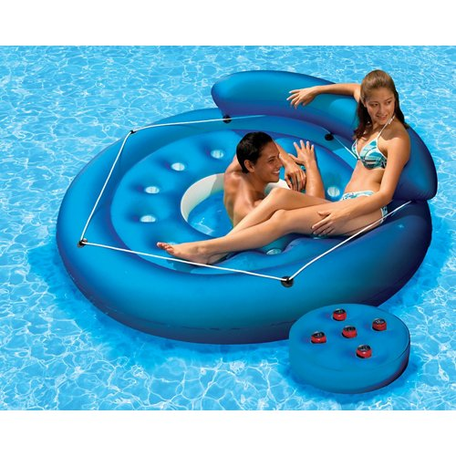 Poolmaster® French Pocket Convertible Island