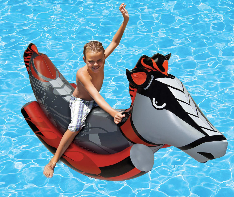 Poolmaster® Rockin' Water Horse Rider - view number 2