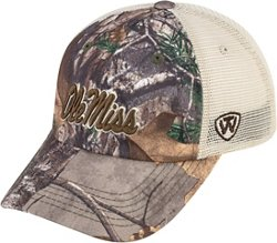 Top of the World Men's University of Mississippi Prey Cap