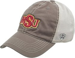 Top of the World Men's Midwestern State University Putty Cap