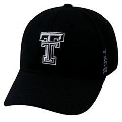 Top of the World Men's Texas Tech University Booster Plus Tonal Cap
