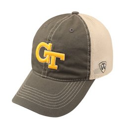 Top of the World Men's Georgia Tech Putty Cap
