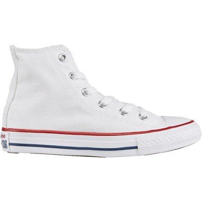 boys white high top converse