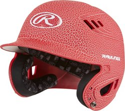 Rawlings Adults' R16 Raptor Crackle Finish Batting Helmet