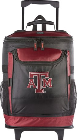 Logo™ Texas A&M University Rolling Cooler