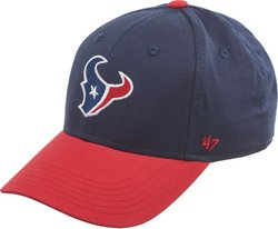 '47 Houston Texans Kids' Short Stack MVP Cap