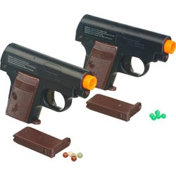 Colt 25 6mm Caliber Spring Airsoft Pistols 2-Pack