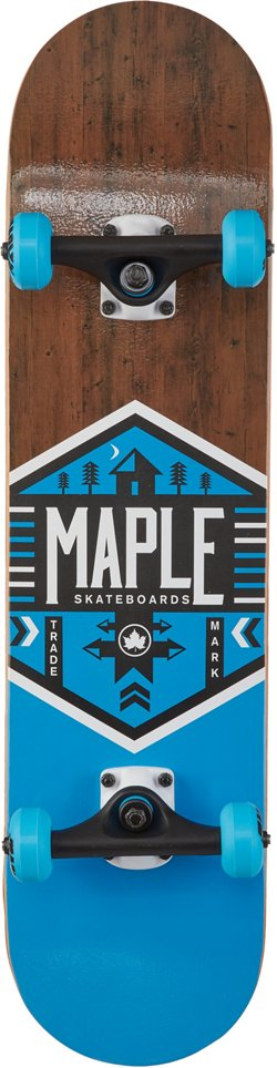 "Bravo Sports Maple Masters 31"" Home Free Skateboard"