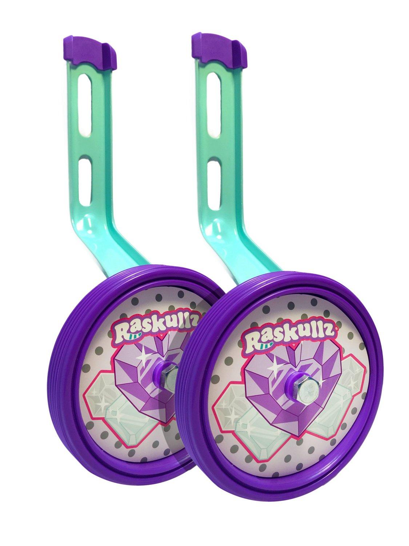 Raskullz Girls' Hearty Gem Training Wheels