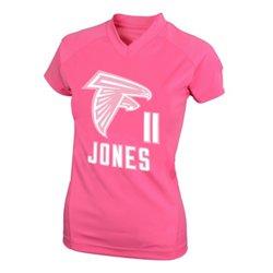 NFL Toddlers' Atlanta Falcons Julio Jones #11 Fashion Performance T-shirt