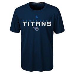 NFL Boys' Tennessee Titans Dri-Tek Maximal T-shirt