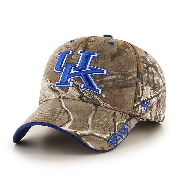 best website 82fe6 eb5b7 Display product reviews for  47 University of Kentucky Realtree Frost MVP  Cap