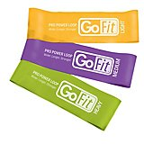 GoFit Pro Power Loops 3-Pack