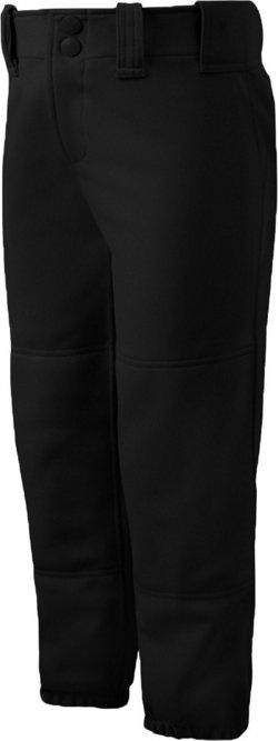 Mizuno™ Girls' Padded Belted Softball Pant