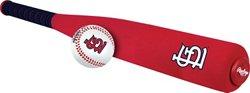 Rawlings™ Kids' St. Louis Cardinals Foam Bat and Ball Set