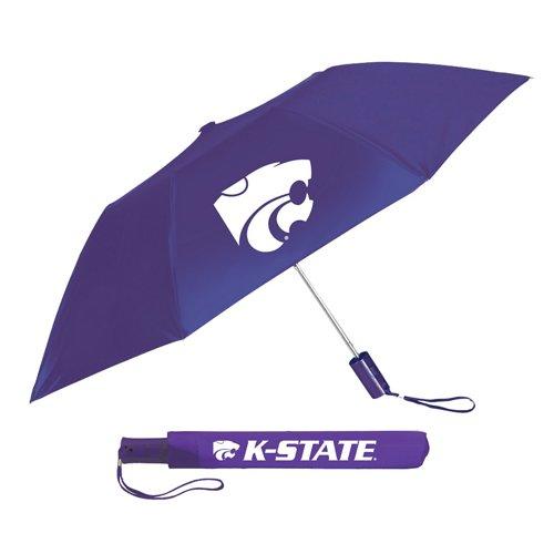 Storm Duds Adults' Kansas State University 42' Automatic Folding Umbrella