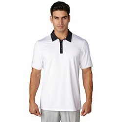 adidas Men's climacool Branded Performance Polo Shirt