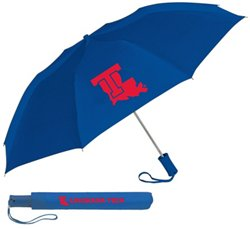 "Storm Duds Louisiana Tech University 42"" Automatic Folding Umbrella"