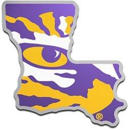 Stockdale Louisiana State University Laser-Cut Auto Emblem